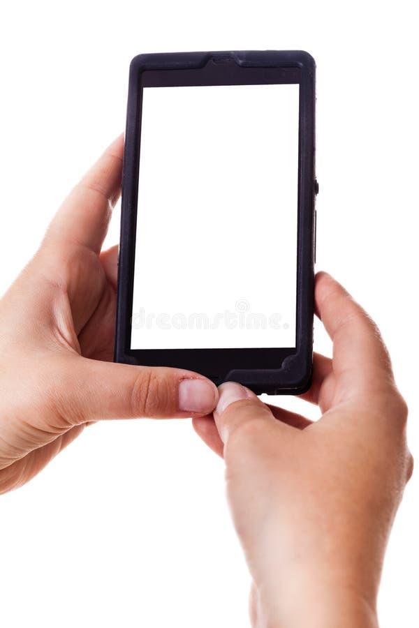 查出的smartphone 库存照片