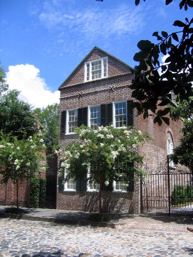 查尔斯顿房子 图库摄影