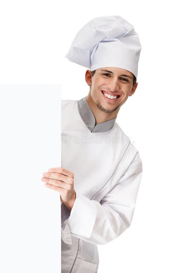 查找主厨厨师 免版税图库摄影