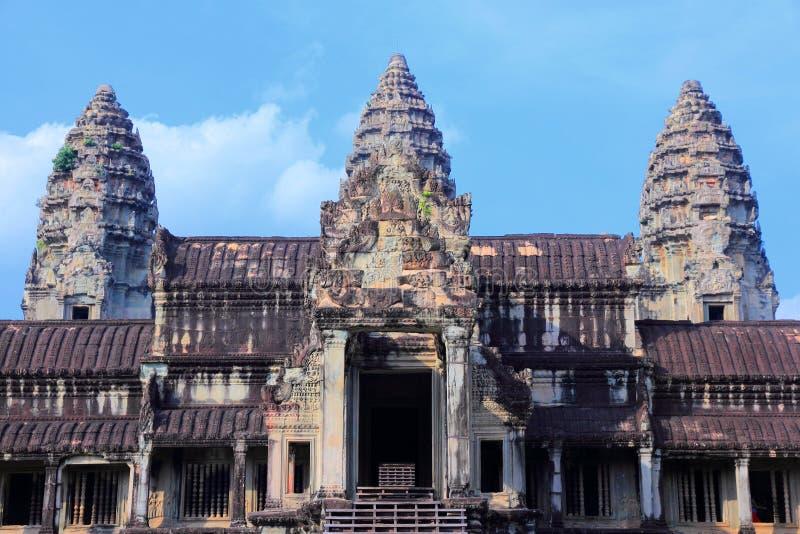 柬埔寨-吴哥窟 库存图片