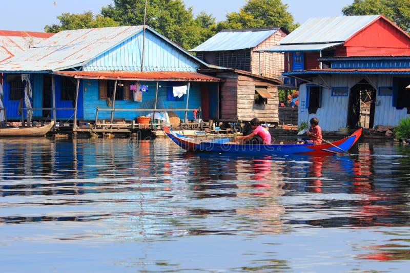 柬埔寨 免版税图库摄影