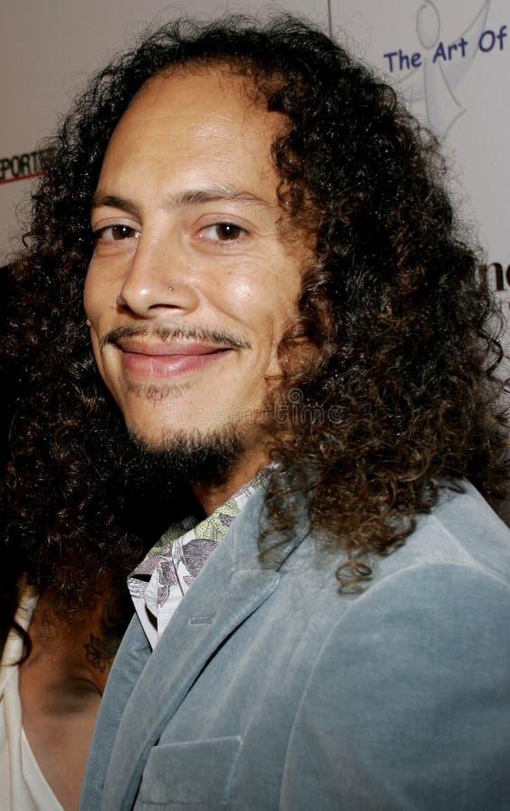 柯克Hammett 库存照片