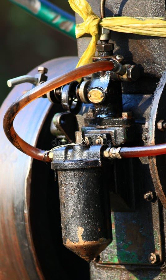 柴油生成器油泵 免版税图库摄影