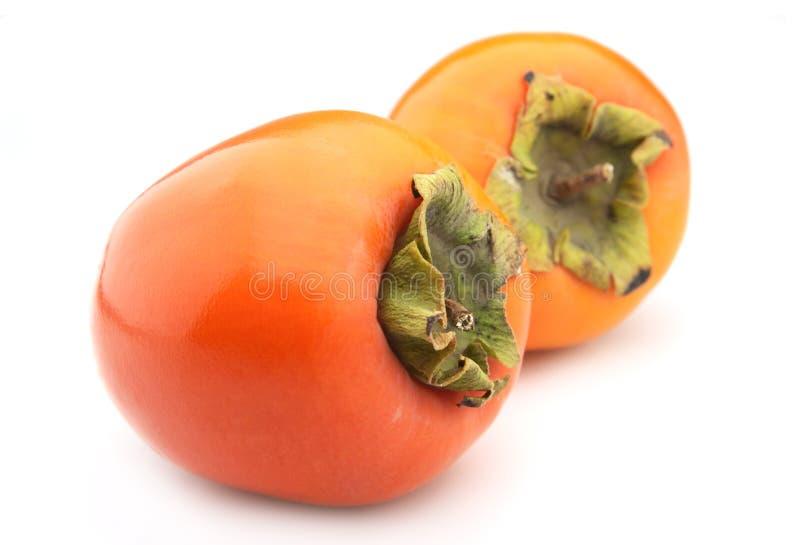 柿子 免版税库存照片