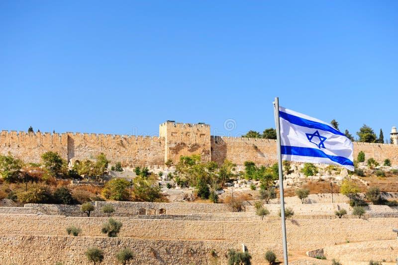 标志以色列 免版税库存图片