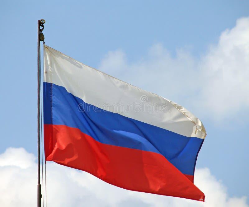 标志俄国 免版税图库摄影