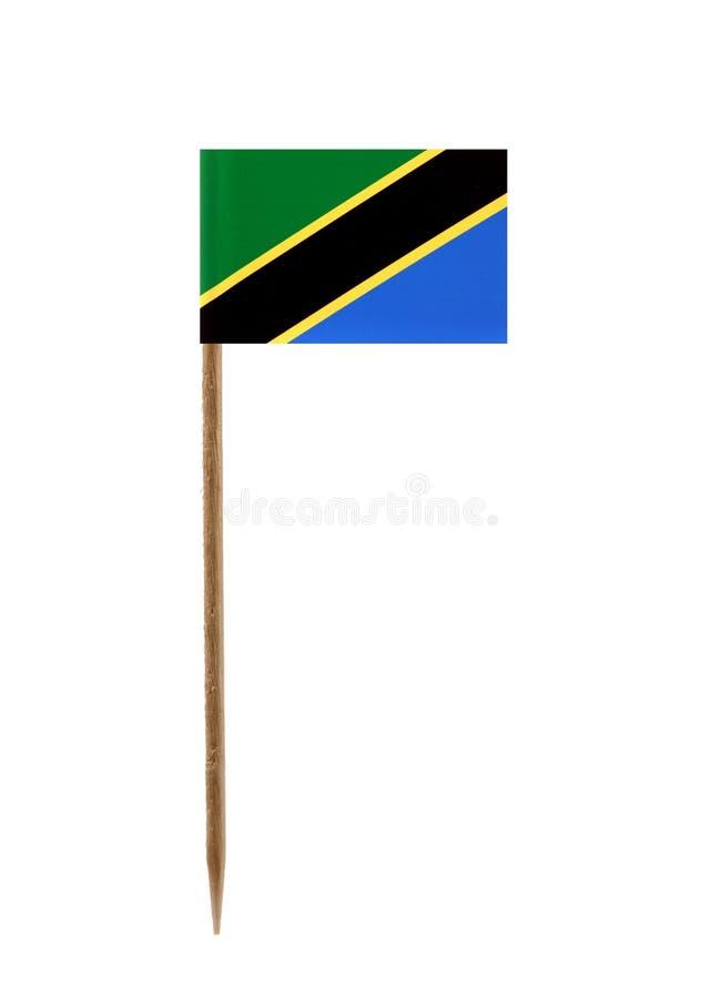 标志坦桑尼亚 图库摄影