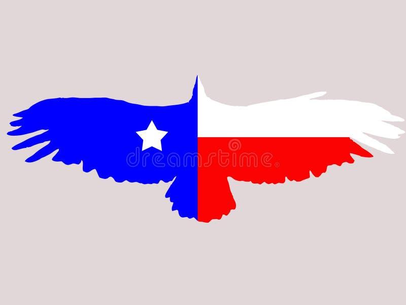 标志得克萨斯 免版税库存图片