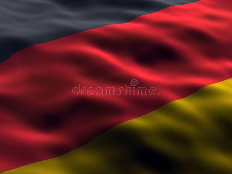 标志德国 皇族释放例证