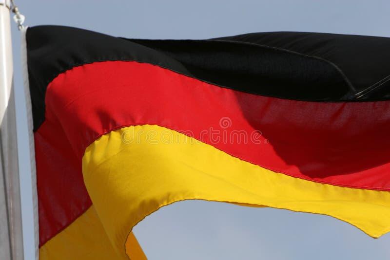 标志德语 免版税库存图片