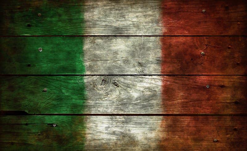 标志意大利 免版税图库摄影