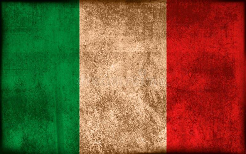 标志意大利 皇族释放例证