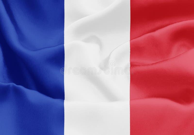 标志法国法语 免版税库存图片