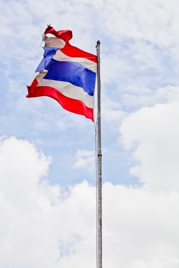 标志泰国 免版税库存照片