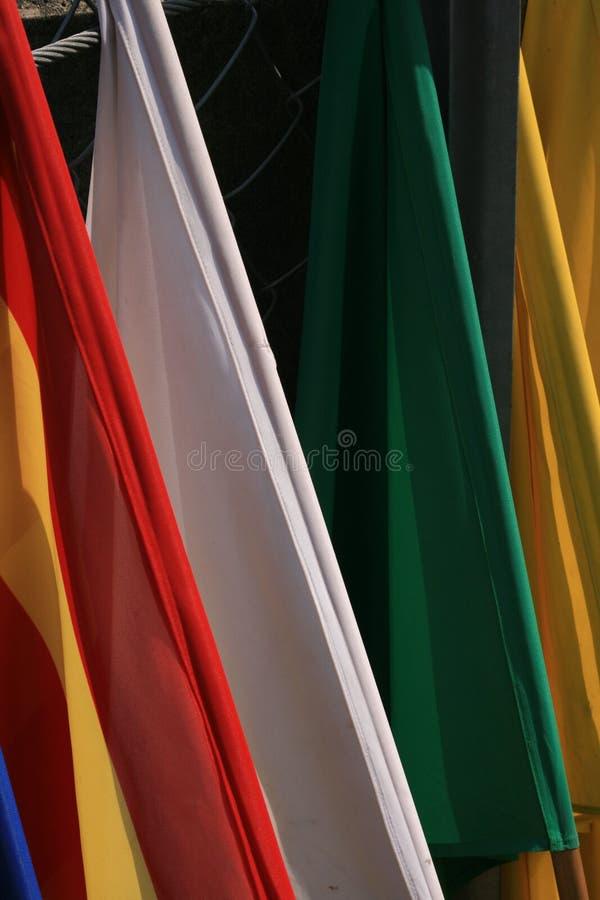 标志种族 免版税图库摄影