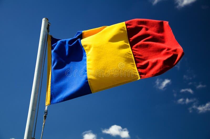标志罗马尼亚语 免版税库存图片