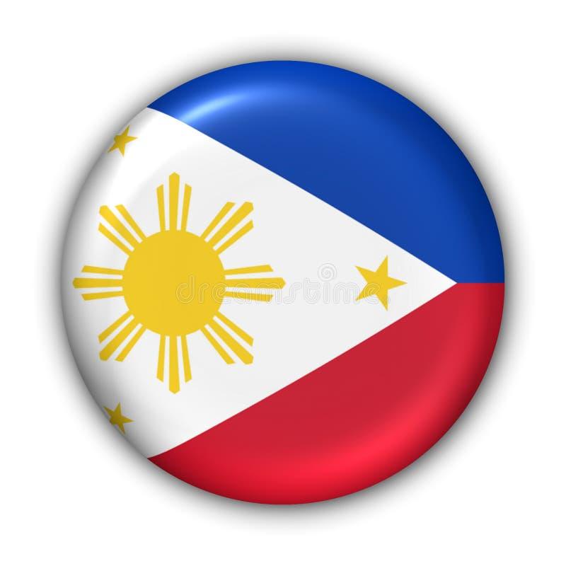 标志菲律宾 向量例证