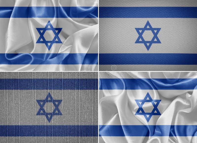 标记以色列人 向量例证