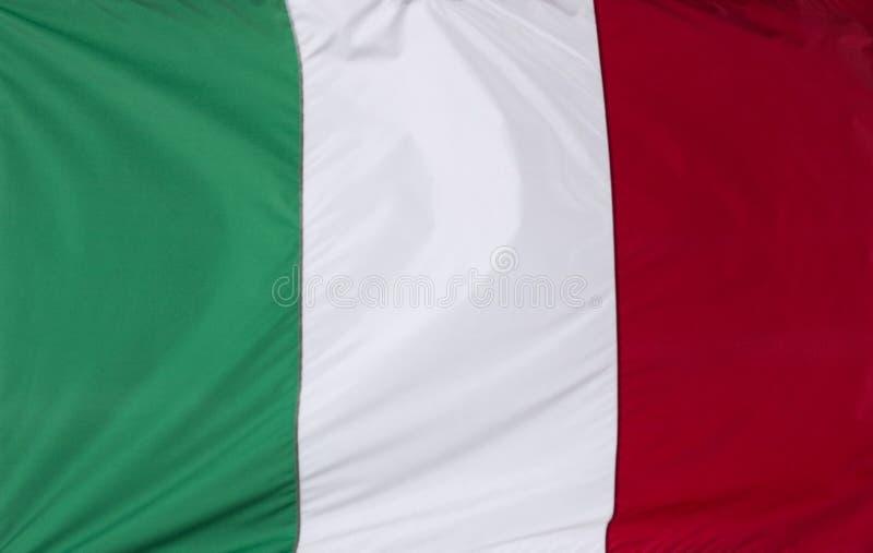 标记意大利人 库存例证