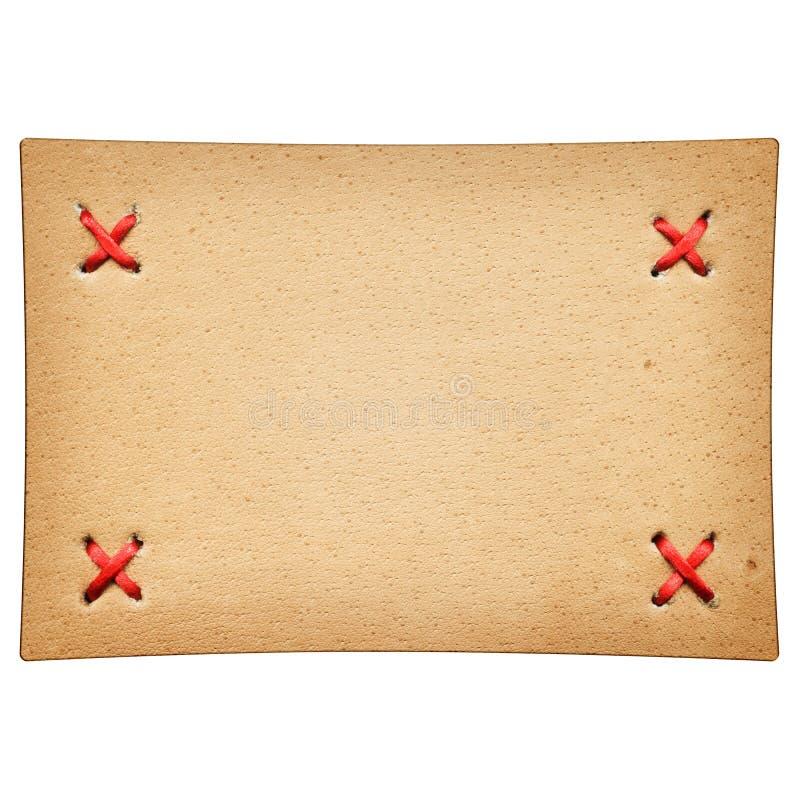 标记老 免版税库存图片