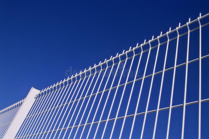 栏杆 免版税库存图片