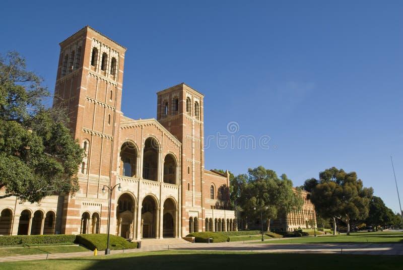 校园加州大学洛杉矶分校 库存照片