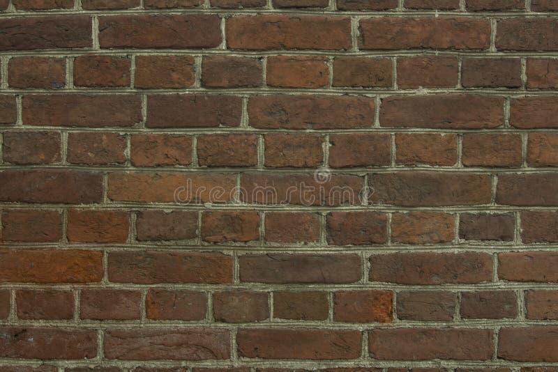 样式和背景的一个砖墙 免版税图库摄影