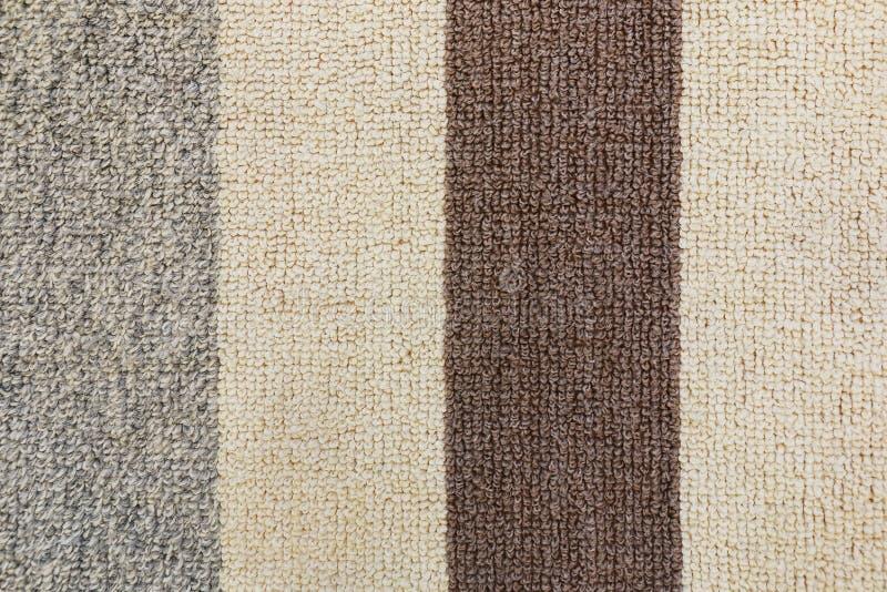 样式和背景的典雅的羊毛地毯纹理 免版税库存图片