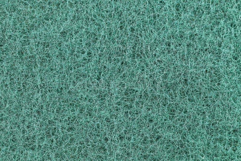 样式和背景的磨蚀清洁垫纹理 免版税库存图片