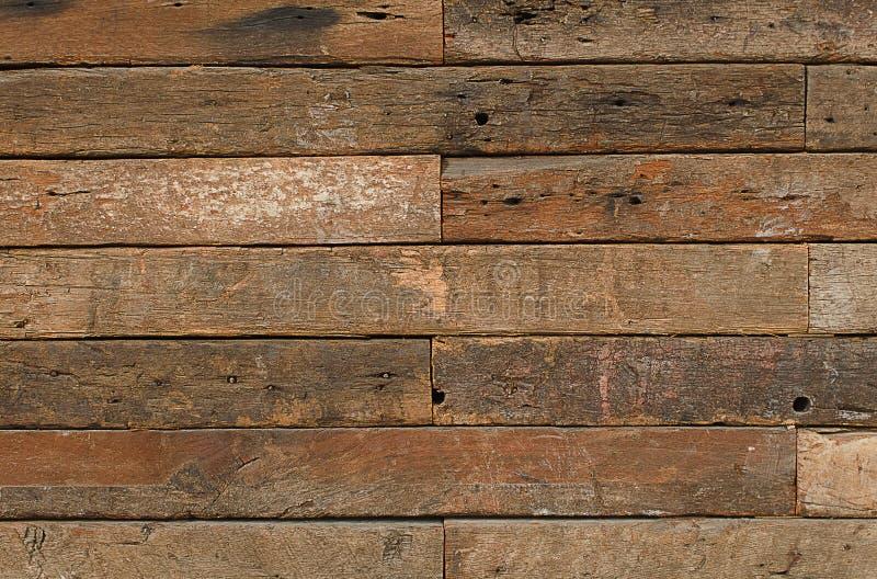 样式和背景的老木纹理 库存图片