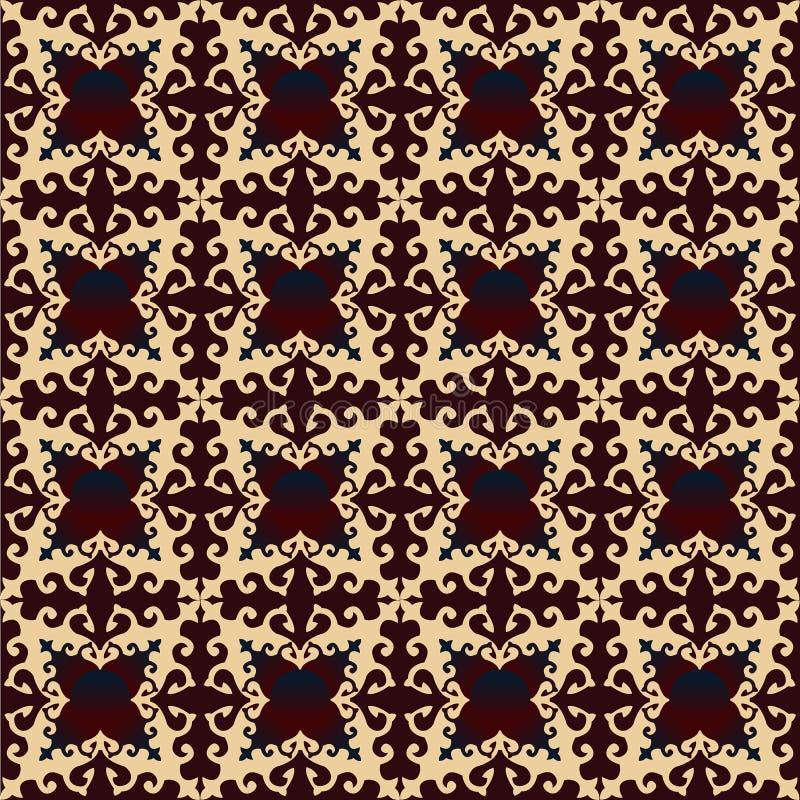 样式地毯1 库存照片