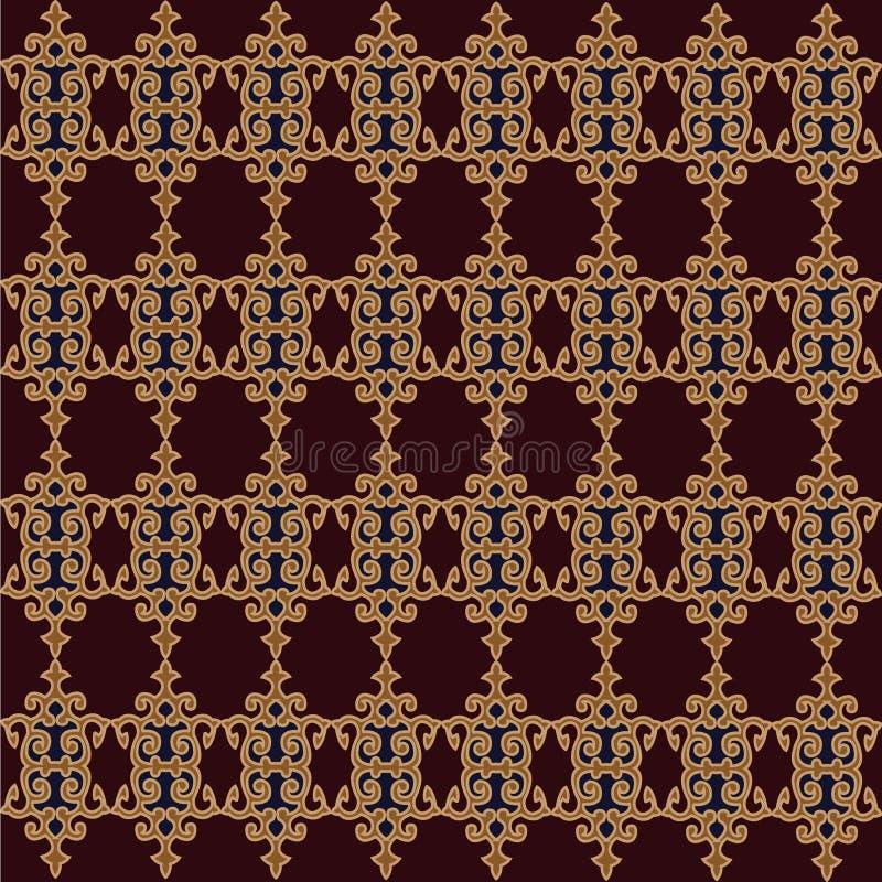 样式地毯2 免版税库存图片