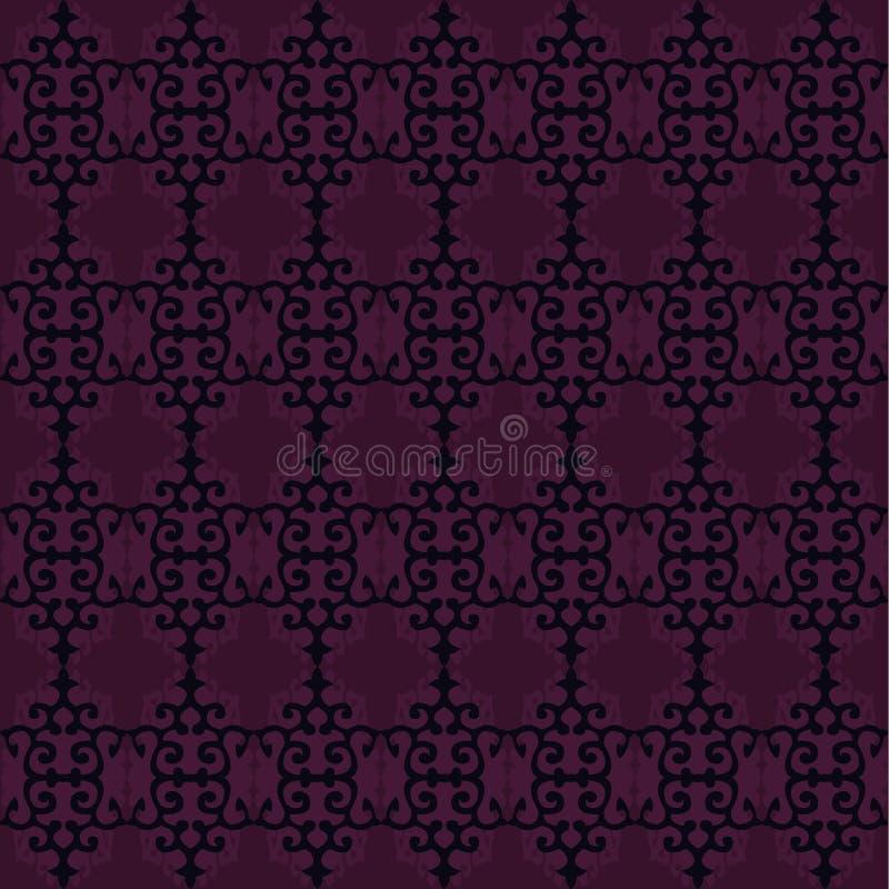 样式地毯3 库存照片