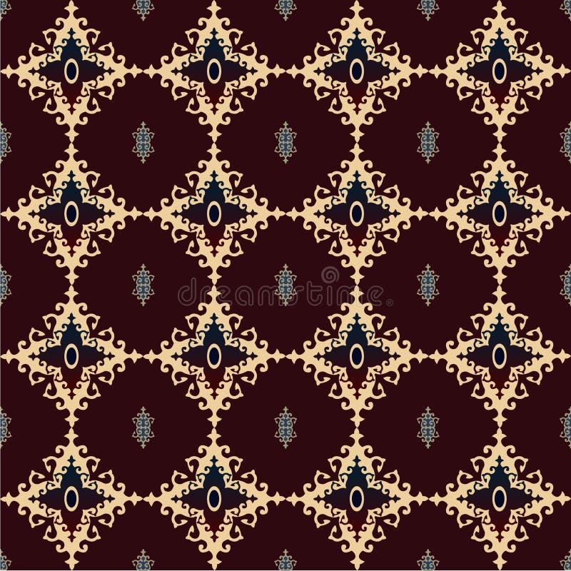 样式地毯 免版税图库摄影