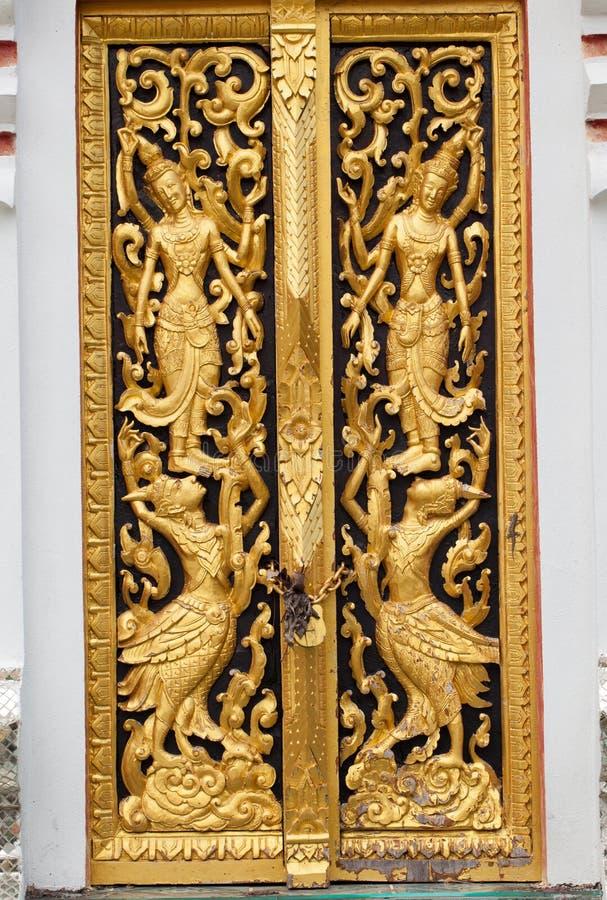 样式泰国传统 库存照片