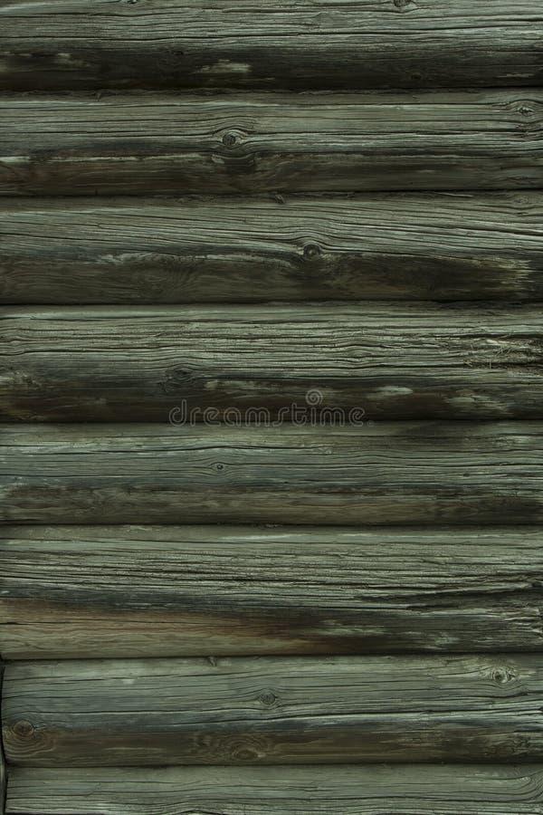 样式的木墙壁 免版税库存图片