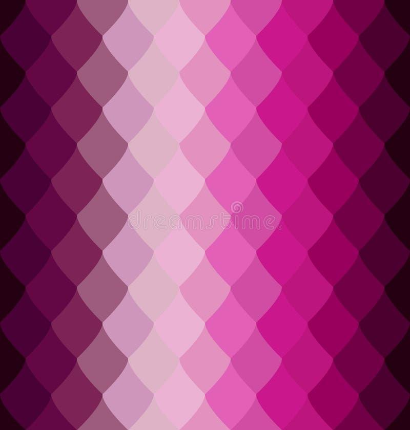 样式紫色容量标度 皇族释放例证