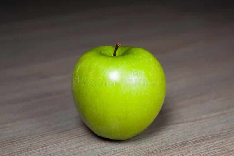 格兰尼史密斯苹果绿色苹果 免版税库存照片