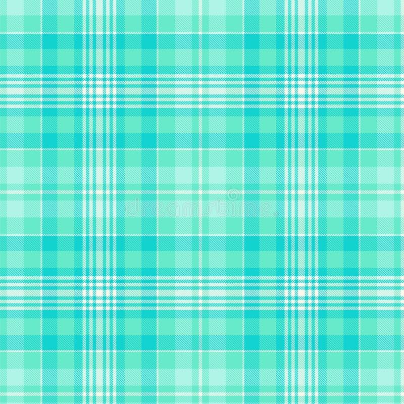 格子呢样式绿色和深蓝 格子花呢披肩的,桌布,衣裳,衬衣,礼服,纸,卧具,毯子,被子纹理和 皇族释放例证