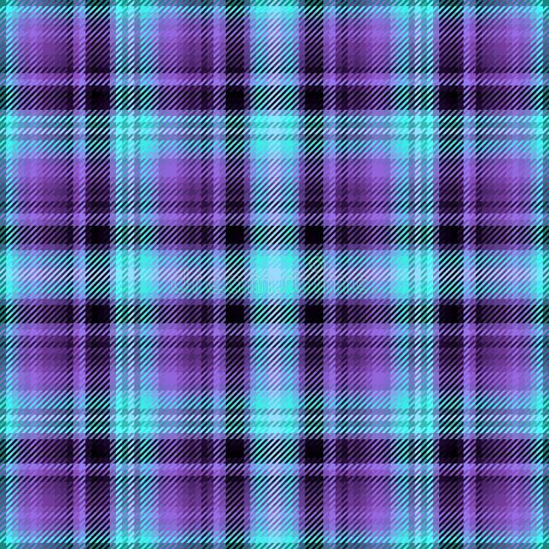 格子呢背景和格子花呢披肩苏格兰织品,苏格兰广场 免版税库存照片