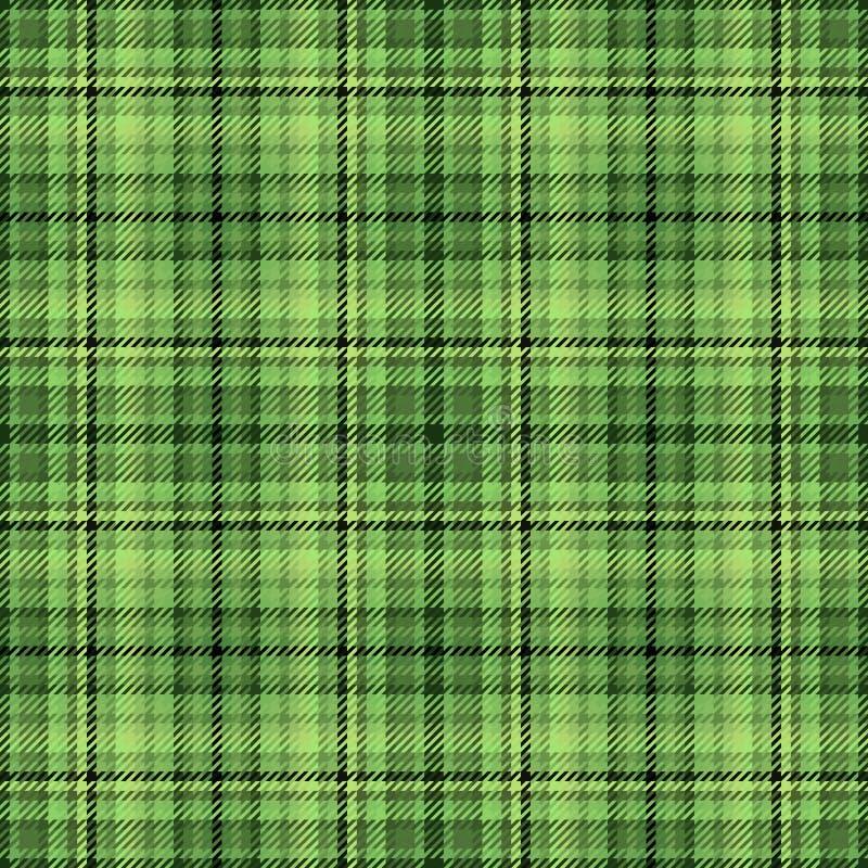 格子花呢披肩苏格兰织品和格子呢样式,线布料 免版税图库摄影