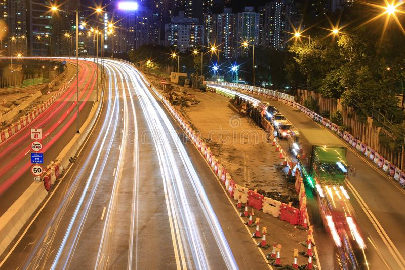 Download 格洛斯特路,一部分的铜锣湾夜 编辑类库存图片. 图片 包括有 高速公路, 汽车, 快速, 晚上, 黄昏 - 101468789