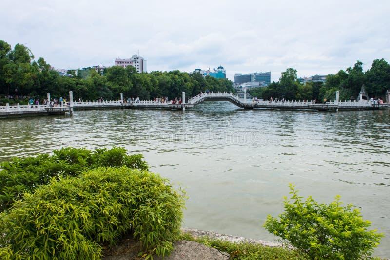 桂林横向  免版税图库摄影