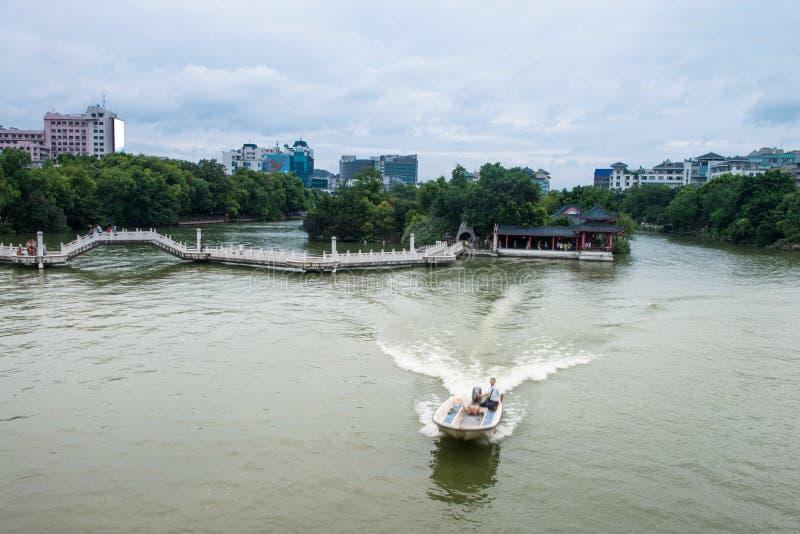 桂林风景  库存照片