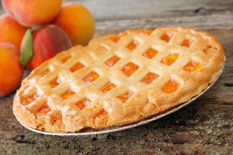 桃子饼 库存图片