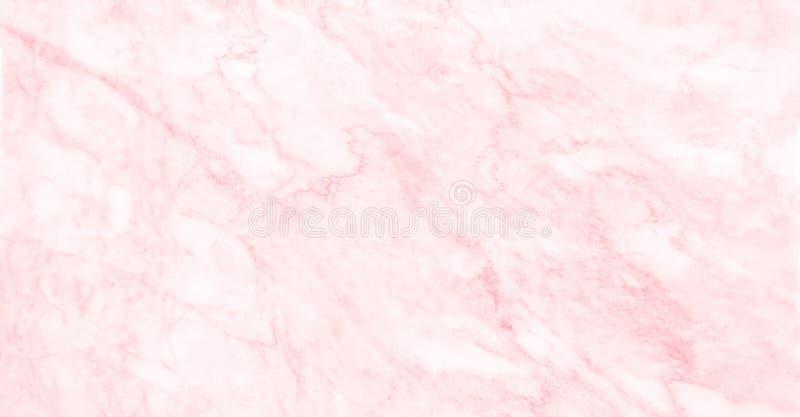 桃红色大理石纹理背景 免版税图库摄影