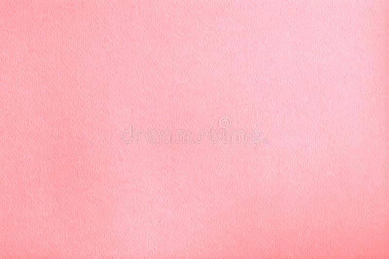 桃红色纸纹理作为背景,五颜六色的纸背景 免版税图库摄影