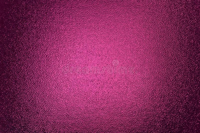 桃红色织地不很细视窗 免版税库存照片