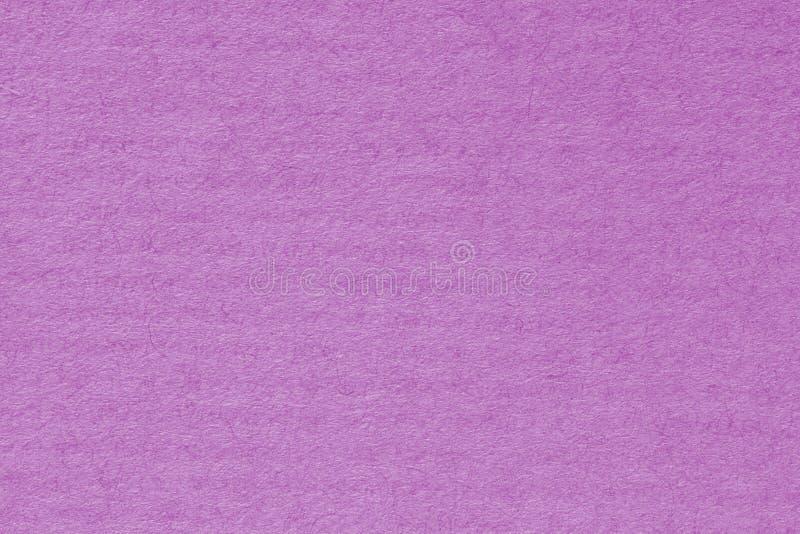 桃红色被洗涤的纸纹理背景 纸张被回收的纹理 免版税库存照片
