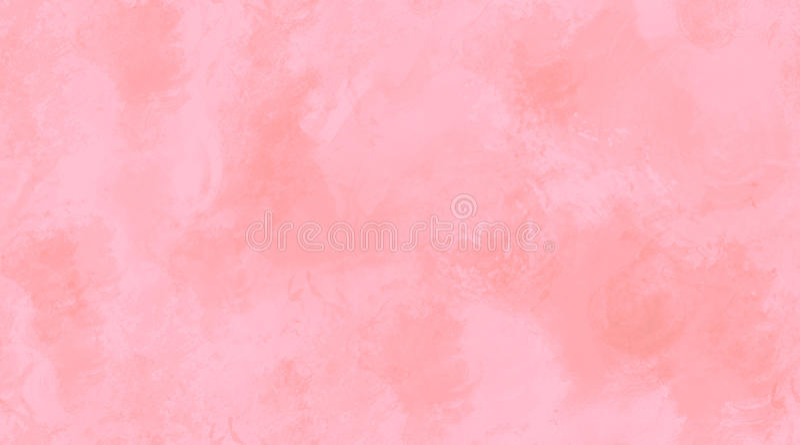 桃红色水彩背景无缝的瓦片纹理